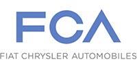 FCA - Fiat Chrysler Automotive Logo